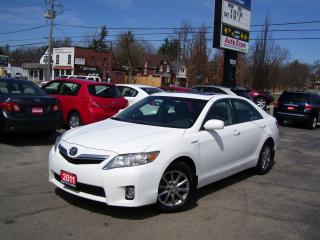 Used 2011 Toyota Camry HYBRID,Bluetooth,ONTARIO CAR,CERTIFIED,GAS SAVER for sale in Kitchener, ON