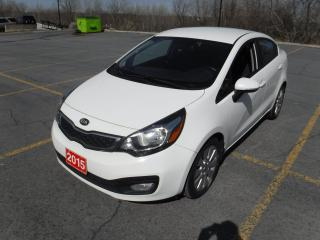 Used 2015 Kia Rio EX for sale in Cornwall, ON