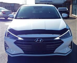 Used 2019 Hyundai Elantra Ultimate for sale in Brampton, ON
