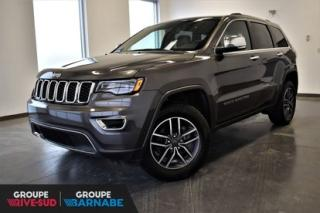 Used 2019 Jeep Grand Cherokee Ltd Awd Cuir for sale in Brossard, QC