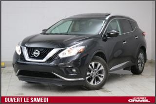 Used 2015 Nissan Murano Sl Awd Cuir Gps for sale in Montréal, QC