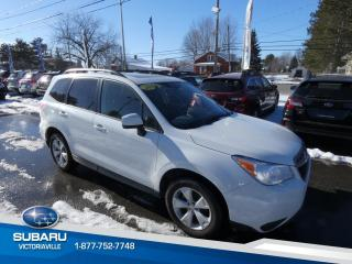 Used 2016 Subaru Forester 2.5i AWD ** TOURING ** TOIT OUVRANT for sale in Victoriaville, QC