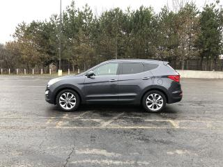 Used 2015 Hyundai Santa Fe Limited Sport 2.0T AWD for sale in Cayuga, ON