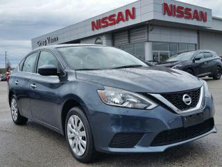 Used 2016 Nissan Sentra w/keyless entry,bluetooth,cruise control,eco & sport mode for sale in Cambridge, ON