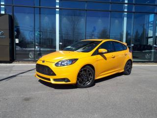 Used 2014 Ford Focus Hayon 5 portes ST for sale in St-Félicien, QC