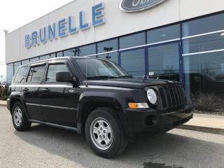 Used 2010 Jeep Patriot 8 pneus for sale in St-Eustache, QC