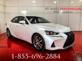 Used 2018 Lexus IS IS 300 TI for sale in St-Basile-le-Grand, QC