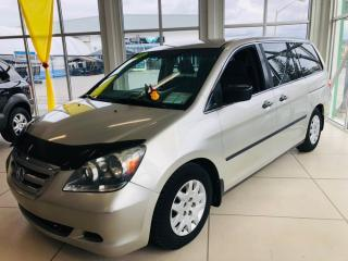 Used 2005 Honda Odyssey LX for sale in Rouyn-Noranda, QC