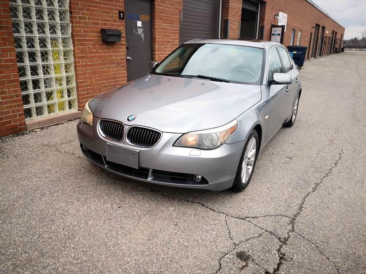 Photo of Grey 2006 BMW 5 Series