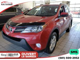 Used 2013 Toyota RAV4 Xle Lecteur Cd for sale in Québec, QC