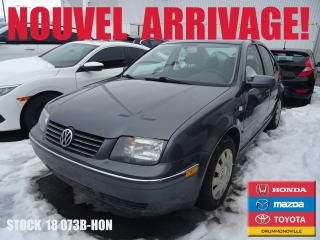 Used 2007 Volkswagen City Jetta 2.0 for sale in Drummondville, QC