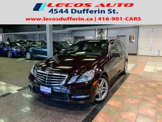 Used 2012 Mercedes-Benz E-Class E 350 Luxury for sale in North York, ON