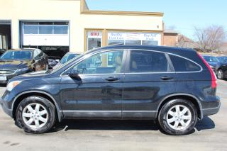 Used 2009 Honda CR-V EX-L LEATHER SUNROOF for sale in Brampton, ON