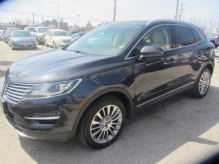 Used 2015 Lincoln MKC 2.0 AWD ECO BOOST  RESERVE PKG for sale in Hamilton, ON