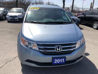 Used 2011 Honda Odyssey EX, with DVD, P.Sliding Doors for sale in St Catharines, ON