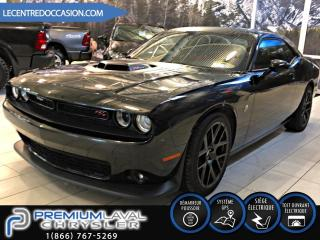 Used 2018 Dodge Challenger R/T 392 Scat Pack *TOIT/NAV/MAGS* for sale in Laval, QC