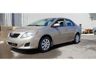 Used 2009 Toyota Corolla 2009 Toyota - 4dr for sale in St-Jérôme, QC