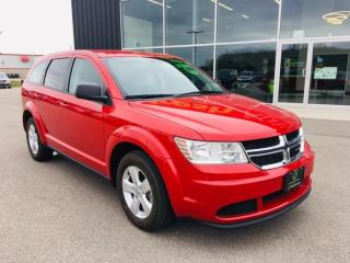 Used 2016 Dodge Journey CVP for sale in Ingersoll, ON