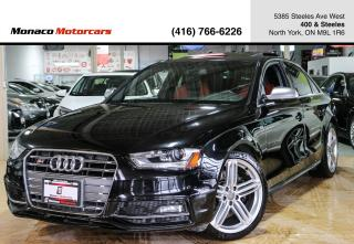 Used 2014 Audi S4 3.0 Technik - SPORTDIFF|B.SPOT|NAVI|BACKUP|BANG&OL for sale in North York, ON