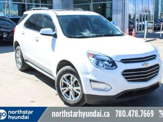 Used 2016 Chevrolet Equinox LT AWD/BACKUPCAM/LOWKMS/AC/ for sale in Edmonton, AB