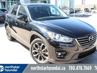 Used 2016 Mazda CX-5 GS AWD 3M/2SETSOFTIRES/BACKUPCAM/ for sale in Edmonton, AB