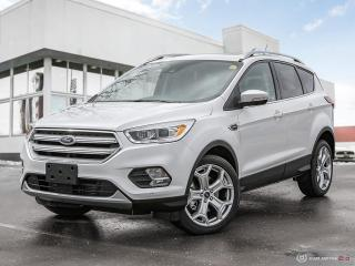 New 2019 Ford Escape Titanium 4WD for sale in Winnipeg, MB