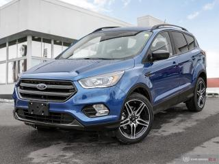 New 2019 Ford Escape SEL 4WD for sale in Winnipeg, MB