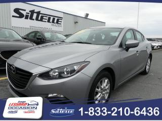 Used 2016 Mazda MAZDA3 GS AUTO **JAMAIS ACCIDENTE** for sale in St-Georges, QC