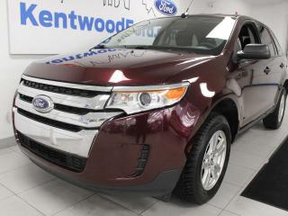Used 2011 Ford Edge SE FWD SUV in a magnificent colour for sale in Edmonton, AB