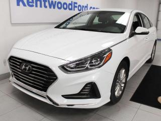 Used 2019 Hyundai Sonata SE FWD with heated seats and a back up cam for sale in Edmonton, AB