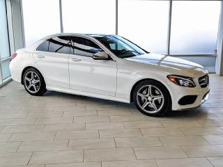 Used 2016 Mercedes-Benz C-Class C 300 for sale in Edmonton, AB