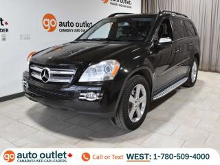 Used 2009 Mercedes-Benz GL-Class One Owner! GL450 4.6L V8 AWD, Heated Leather Seats, Sunroof, Nav, 7 Pass. for sale in Edmonton, AB
