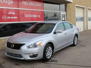Used 2015 Nissan Altima 2.5 S 4dr FWD Sedan for sale in Edmonton, AB