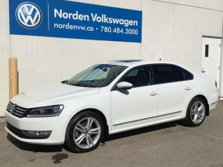 Used 2012 Volkswagen Passat 3.6L DSG Highline - VR6 - NAVI - LEATHER for sale in Edmonton, AB