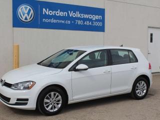 Used 2016 Volkswagen Golf Trendline 4dr FWD Hatchback for sale in Edmonton, AB