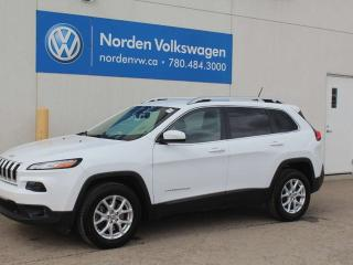 Used 2014 Jeep Cherokee North 4WD for sale in Edmonton, AB