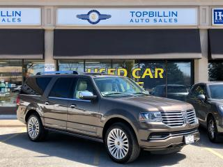 Used 2015 Lincoln Navigator L, Navi, DVD & much more for sale in Vaughan, ON