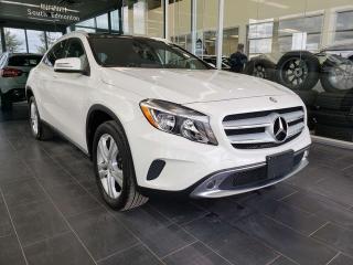 Used 2017 Mercedes-Benz GLA GLA 250, HEATED SEATS, NAVI, SUNROOF for sale in Edmonton, AB