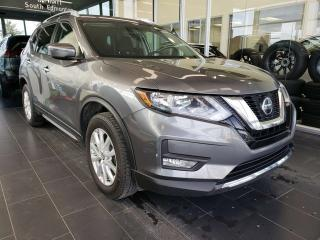 Used 2018 Nissan Rogue SV, ACCIDENT FREE, HEATED SEATS, REAR VIEW CAMERA, SUNROOF for sale in Edmonton, AB