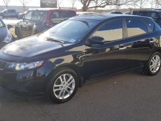 Used 2011 Kia Forte5 EX; BLUETOOTH, HEATED SEATS, CRUISE CONTROL, A/C AND MORE for sale in Edmonton, AB