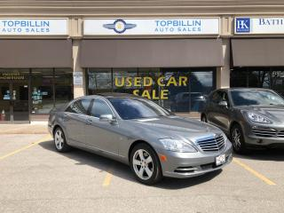 Used 2012 Mercedes-Benz S-Class S 350 BlueTEC 4Matic for sale in Vaughan, ON