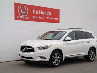 Used 2015 Infiniti QX60 4dr AWD Sport Utility for sale in Edmonton, AB