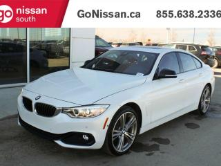 Used 2016 BMW 4 Series 428i xDrive AWD 360 CAMERA SPECIAL RED INTERIOR for sale in Edmonton, AB