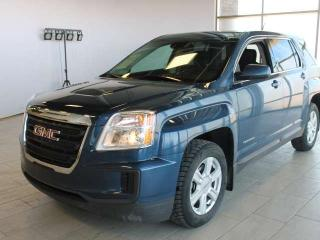 Used 2016 GMC Terrain SLE/COLLISION FREE/ALL WHEEL DRIVE/BACK UP CAMERA for sale in Edmonton, AB