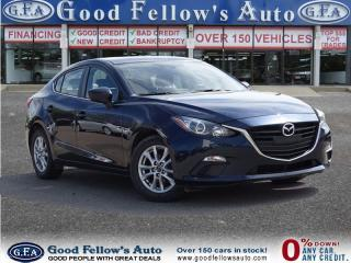 Used 2015 Mazda MAZDA3 GS MODEL, SKYACTIVE, REARVIEW CAMERA, HEATED SEATS for sale in Toronto, ON