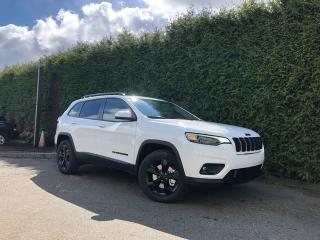 New 2019 Jeep Cherokee Altitude Package for sale in Surrey, BC