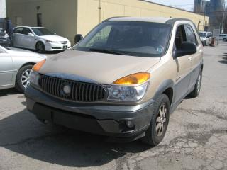 Used 2003 Buick Rendezvous CX PLUS for sale in Scarborough, ON