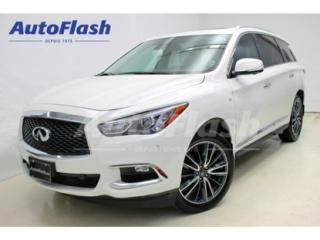 Used 2017 Infiniti QX60 Premium Camera-360 for sale in St-Hubert, QC