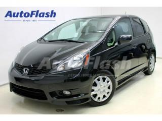Used 2014 Honda Fit Sport Fog A/c for sale in St-Hubert, QC