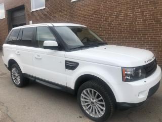 Used 2012 Land Rover Range Rover Sport HSE for sale in North York, ON